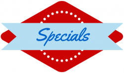 Mister Softee Specials